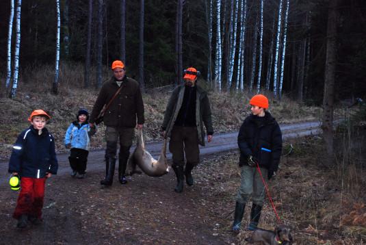 Vi måste visa att vi är öppna och tar ansvar för att få behålla acceptansen för jakten och dagens lagstiftning.