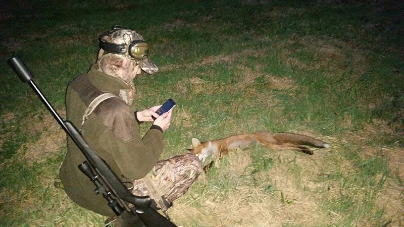 Ska jägare kunna visa upp sina jaktbyten i dagspressen?  Foto Magnus Rydholm