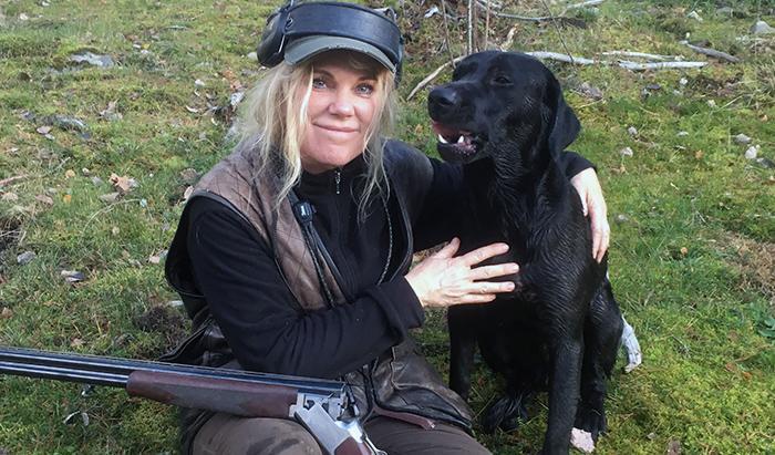 Jakt handlar tack och lov bara jakt. Foto: Rikard Lewander