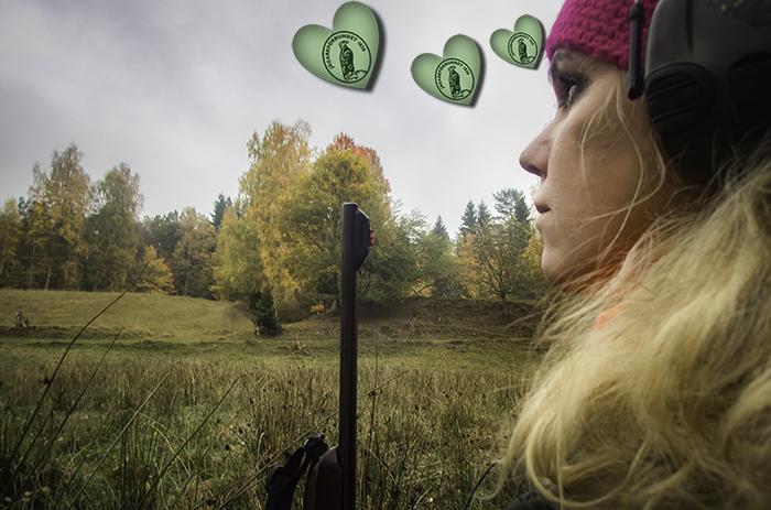 Jag gillar Jägareförbundet. Foto: Privat